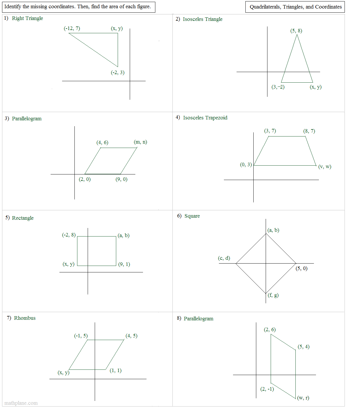 Download Free Complete Geometry Special Quadrilaterals .pdf file