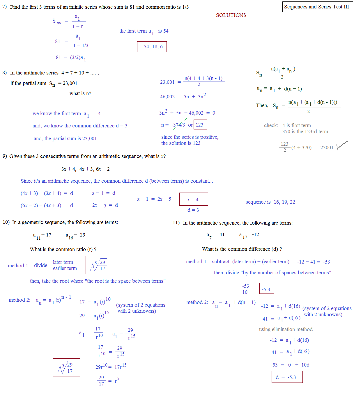 Pre Calculus Sequence and Series Review Worksheet by Cindy Carlson likewise Alge 2  plex Numbers Review Worksheet Lovely Arithmetic and besides high math review worksheets – nuripyramids info likewise Arithmetic Sequence Worksheet Pdf   Briefencounters together with Intro to arithmetic sequences   Alge  video    Khan Academy as well Recursive Sequence Worksheets further Geometry Review Worksheets High The Best Image Collection New furthermore Geometric sequence review  video    Series   Khan Academy as well  besides Alge Review Worksheets Worksheet Template Printable Free 1 as well Sequences and Series Scenarios together with Sequences and Series  part 1    YouTube further Unit 8 ignments Worksheets Review Sheet in addition Unit 7   8  Sequences  Series  and Financial Applications   D likewise Sequences And Series Scenarios   FREE Printable Worksheets additionally Carlos Lomas Worksheet For Everyone Page 281. on sequences and series review worksheet