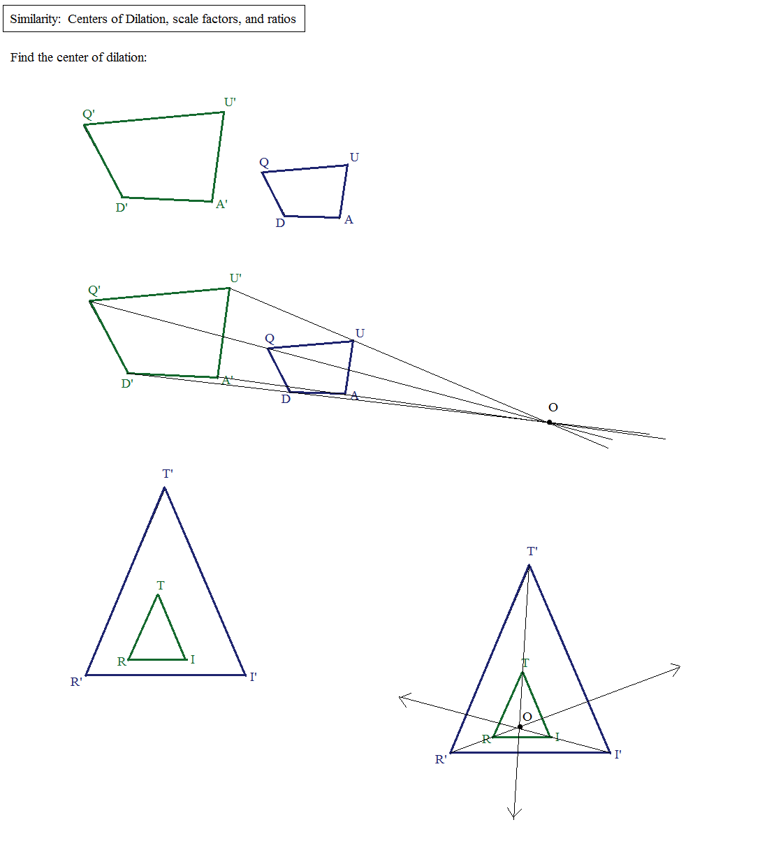 math worksheet : dilation worksheet math drills  educational math activities : Math Dilation Worksheet
