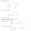 algebra radicals rationalizing denominator