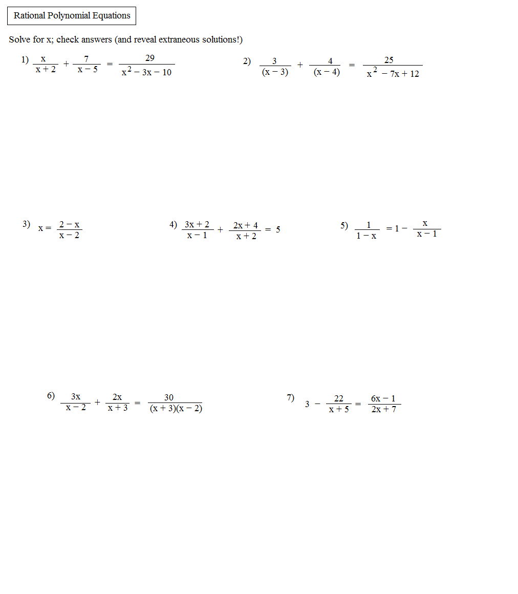 Adding And Subtracting Polynomials Worksheets – Polynomial Worksheet