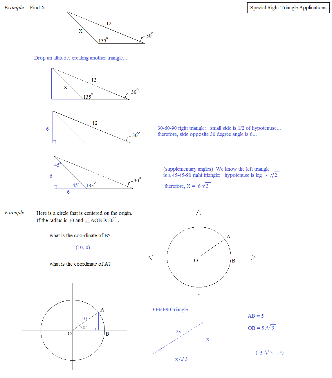worksheet 45 45 90 Triangle Worksheet Northonjobs Worksheet And – Special Right Triangles Worksheet 30-60-90 Answers