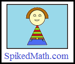 spiked math link to mathplane