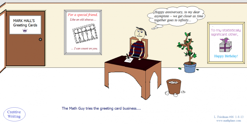 math comic 66 cre8tive writ1ing